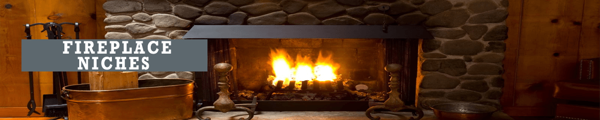 Fireplace-Niches
