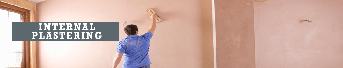 Internal-Plastering