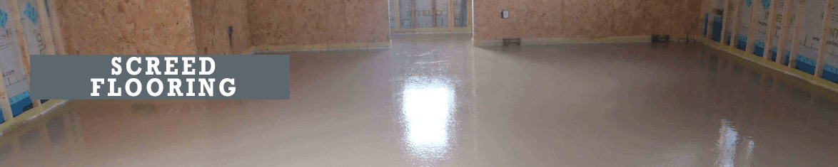 Screed-Flooring