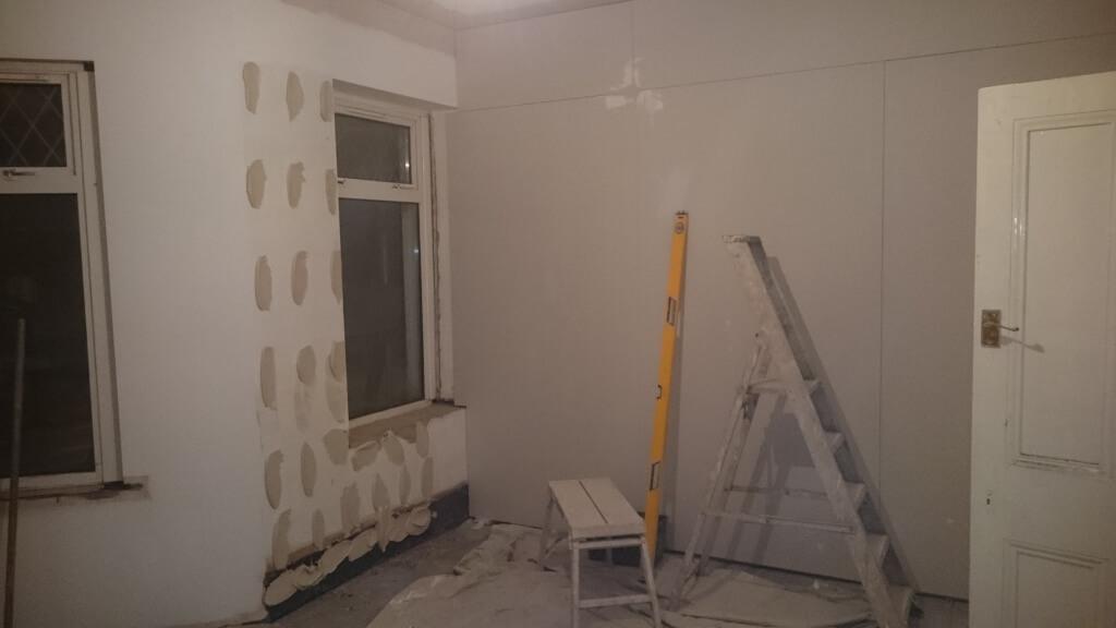 Dot Amp Dab Kw Plastering